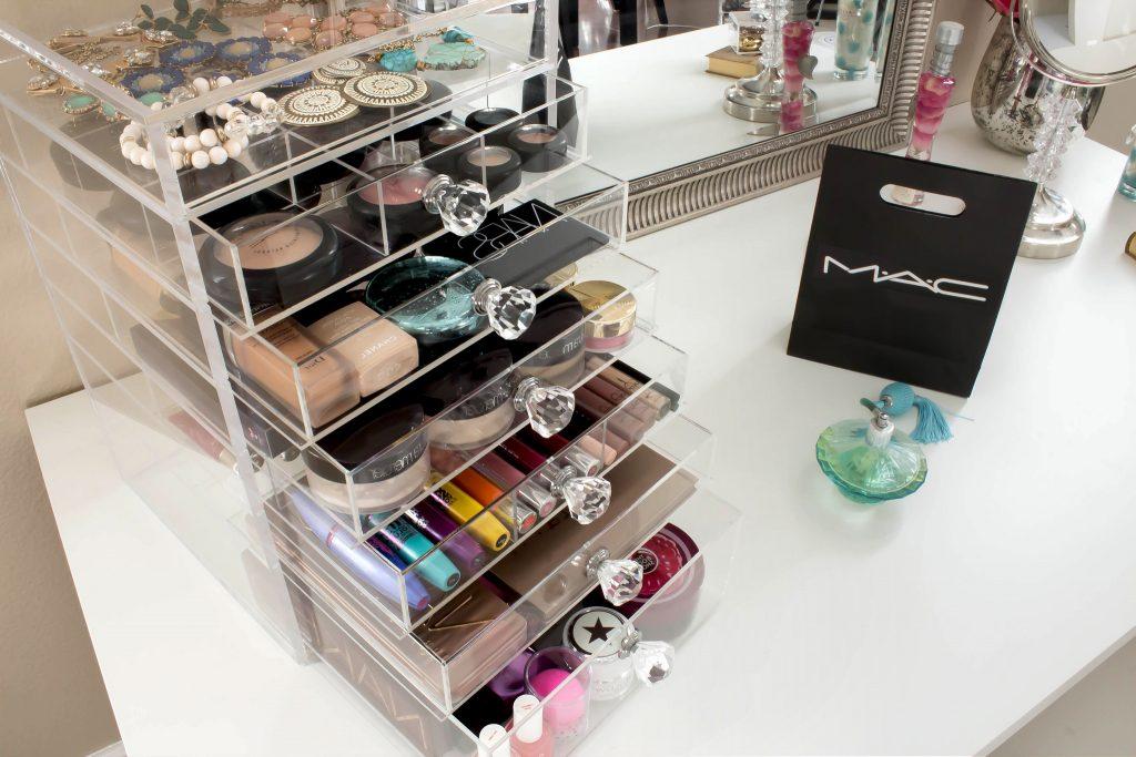 organizar-maquiagem-mini-gaveteiro