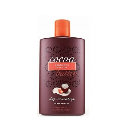 Cocoa Butter creme hidratante Sensuous Escape lotion  – Victoria's Secret a pronta entrega