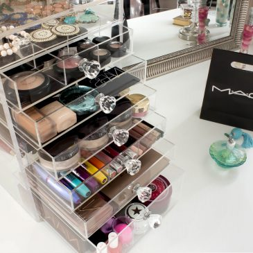 5 dicas básicas para organizar maquiagem