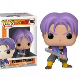 FUNKO POP – TRUNKS DO FUTURO NÚMERO 702 – DRAGON BALL