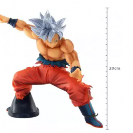 BANPRESTO – GOKU ULTRA INSTINCT – DRAGON BALL SUPER – MAXIMATIC