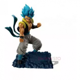 BANPRESTO – DRAGON BALL SUPER – SUPER SAIYAJIN DEUS GOGETA – DOKKAN BATTLE