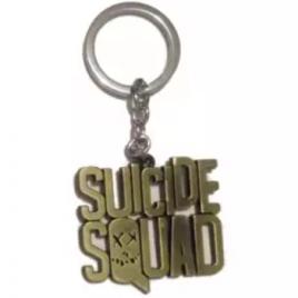 CHAVEIRO LOGO ESQUADRÃO SUICIDA – HARLEY QUINN – DC COMICS