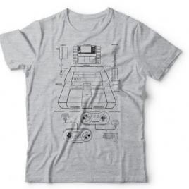 Camiseta Super Console