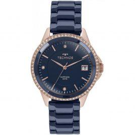 Relógio Technos Elegance Ceramic 2315KZT/4A