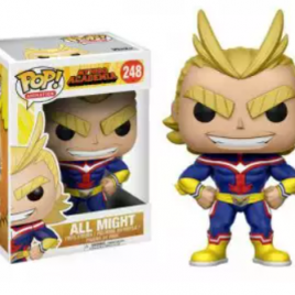 FUNKO POP – ALL MIGHT – ANIME MY HERO ACADEMIA