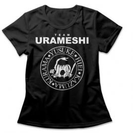 Camiseta Feminina Yu Yu Hakusho