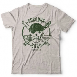 Camiseta One Piece Roronoa Zoro