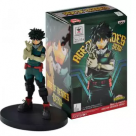 BANPRESTO – DEKU – MY HERO ACADEMIA – AGE OF HEROES