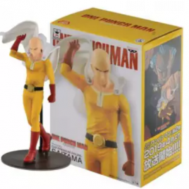 BANPRESTO – SAITAMA – ONE PUNCH MAN – DXF PREMIUM